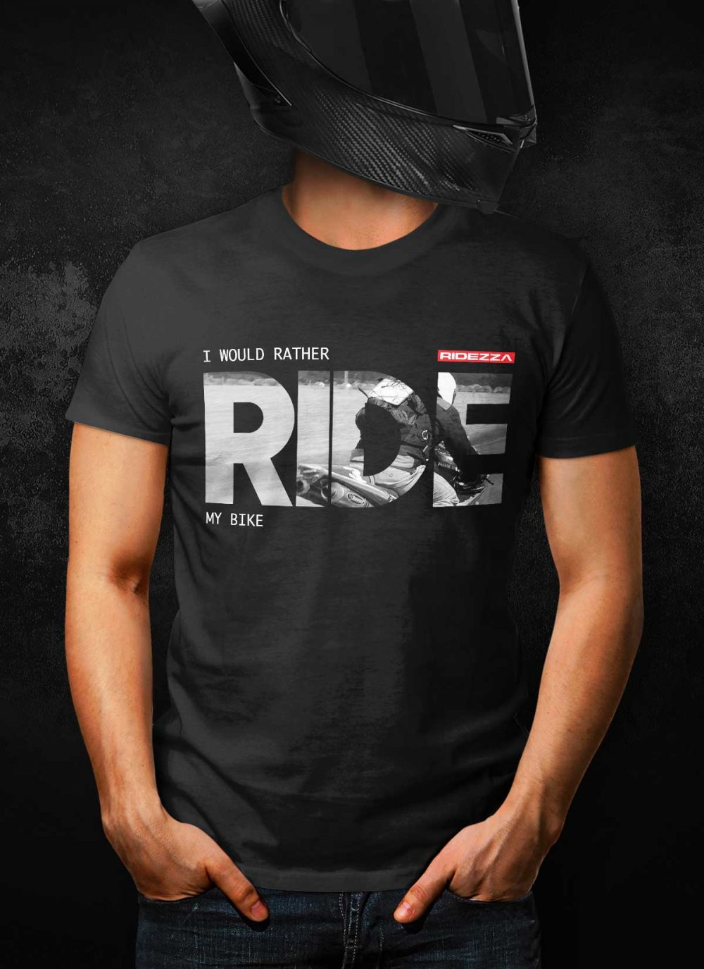 I Would Rather Ride My Bike T-Shirt