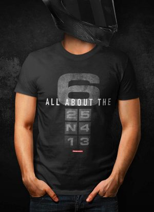 All About the Shift 1N23456 Motorcycle T-Shirt