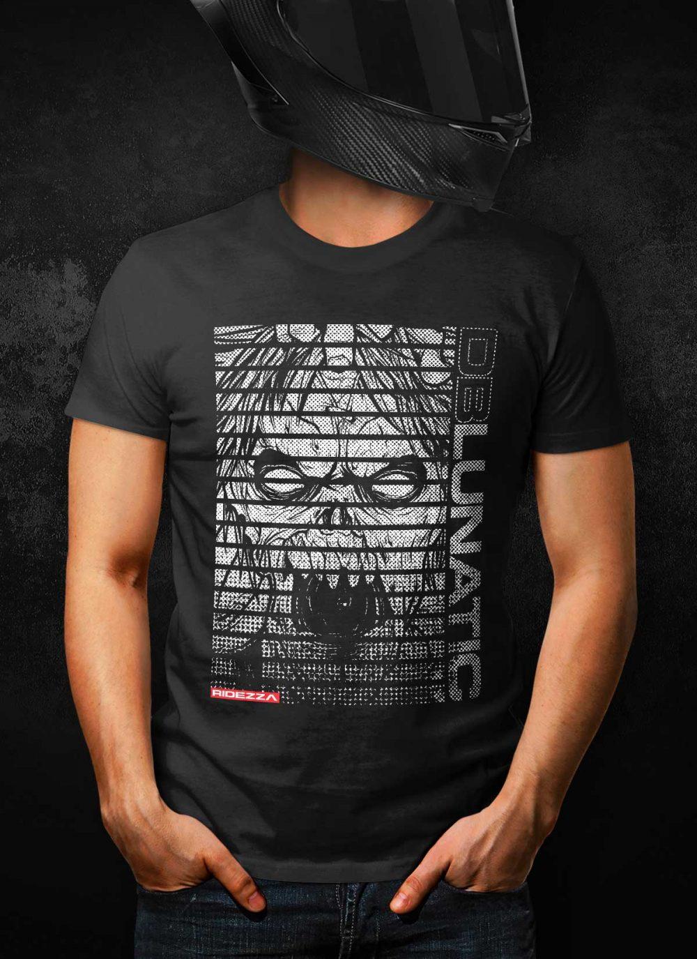 Dirtbike Lunatic Society T-Shirt