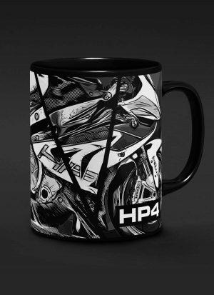 BMW S1000RR HP4 Mug