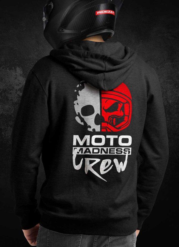 Moto Madness Crew Hoodie