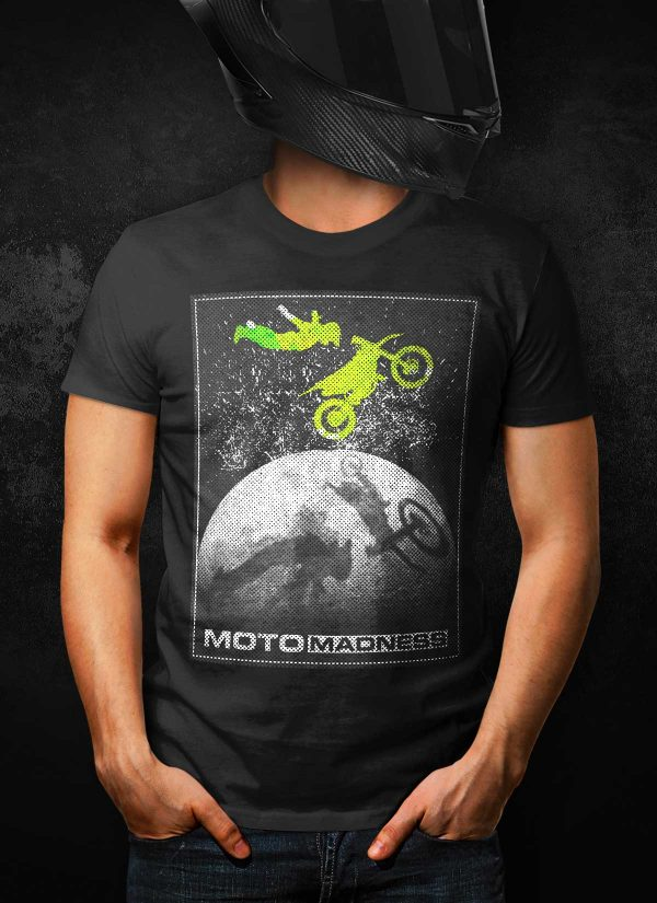 Moto Madness Crew T-Shirt