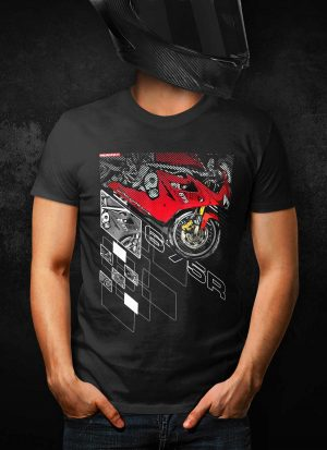 Triumph Daytona 675 Motion T-Shirt