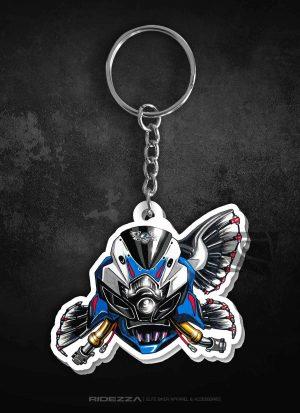 Suzuki GSXR Animal Keychain