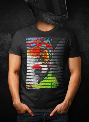 Moto Madness Smoke T-Shirt