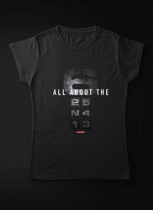 All About the Shift Women Motorcycle T-Shirt