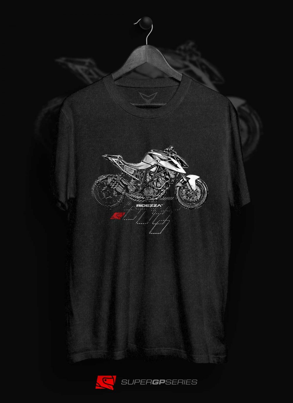 Ridezza 1290 Super Duke SuperGP Series T-Shirt