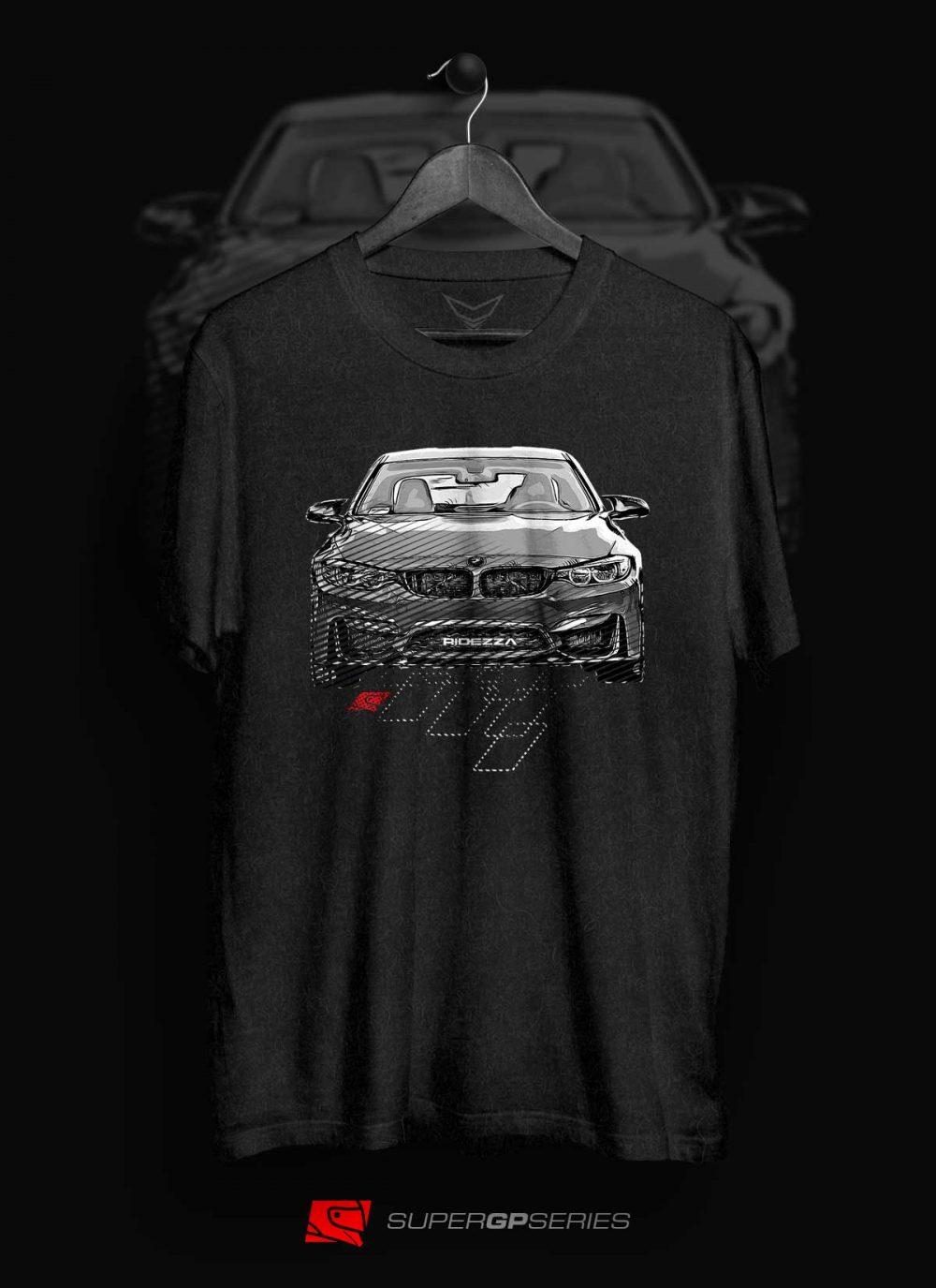 BMW M3 SuperGP Series T-Shirt