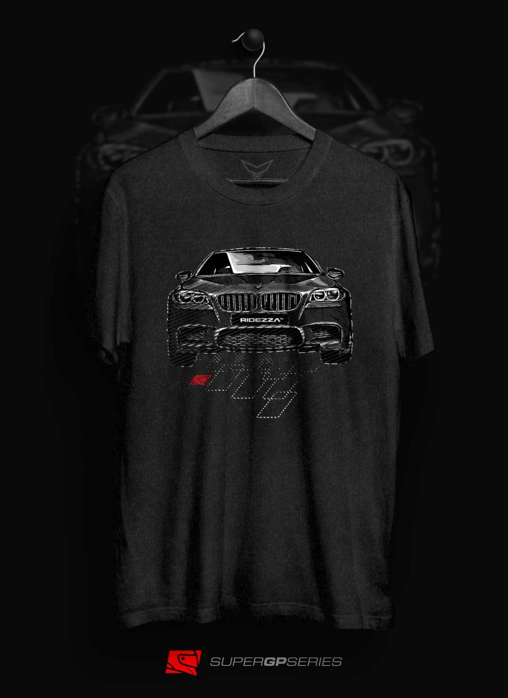 BMW M5 SuperGP Series T-Shirt
