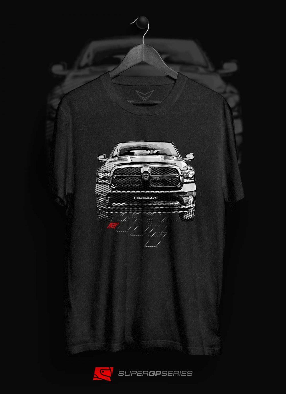 Dodge RAM SuperGP Series T-Shirt