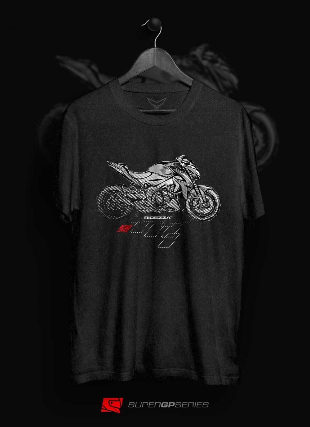 Ridezza GSX-S1000 SuperGP Series T-Shirt