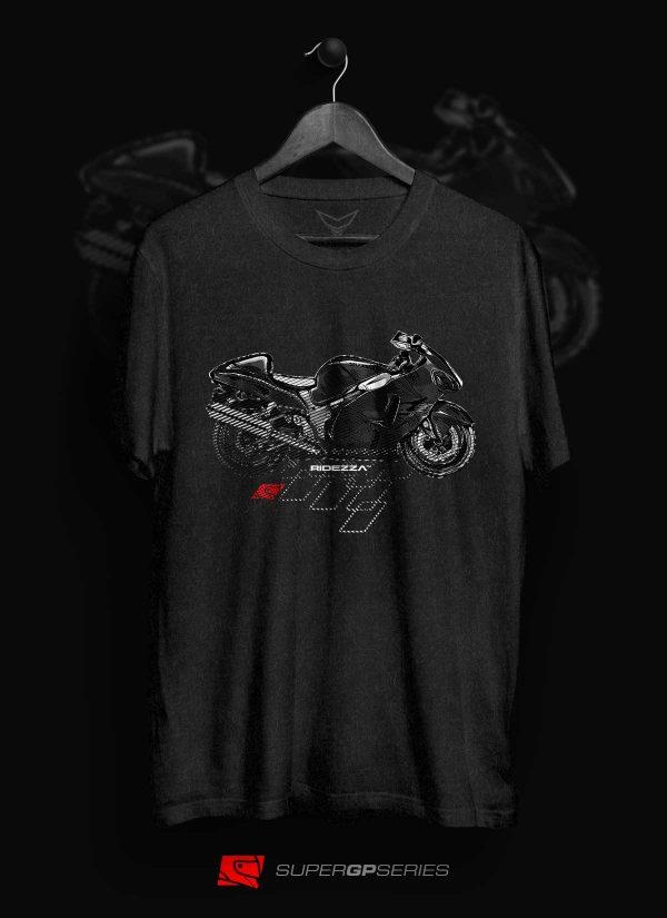 Ridezza Hayabusa SuperGP Series T-Shirt