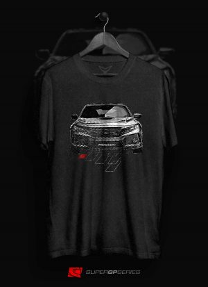 Honda Civic Type R SuperGP Series T-Shirt