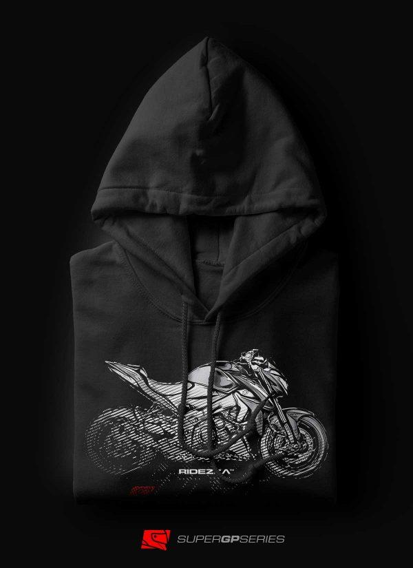 Ridezza GSX-S1000 SuperGP Series Hoodie