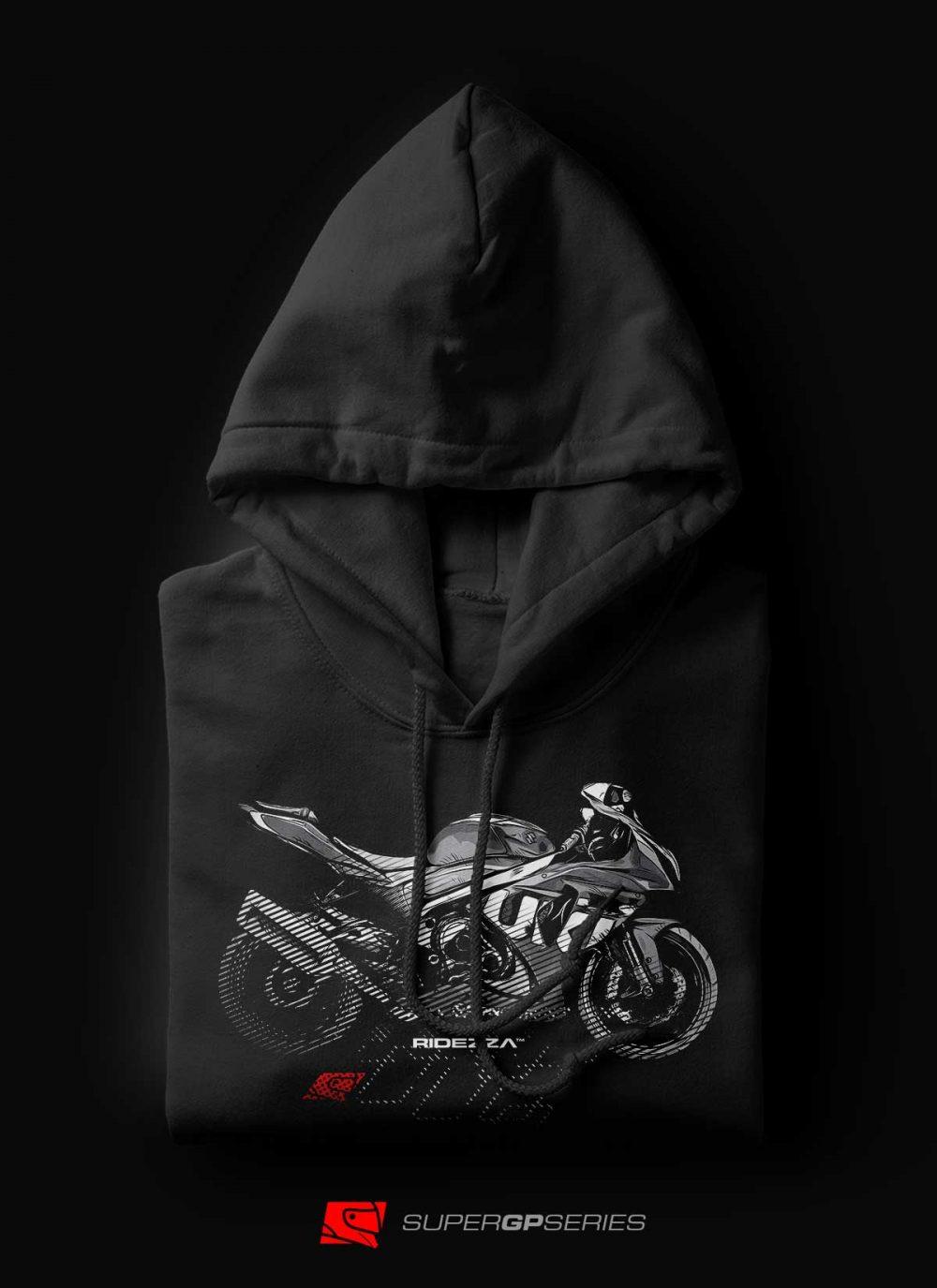 Ridezza GSXR Srad SuperGP Series Hoodie