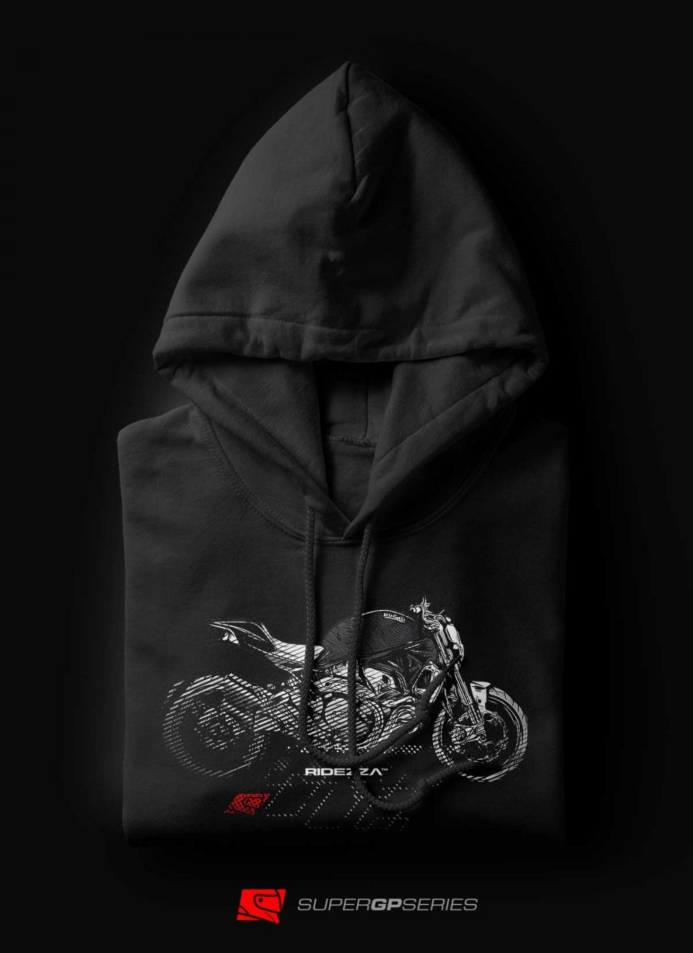 Ridezza Monster SuperGP Series Hoodie