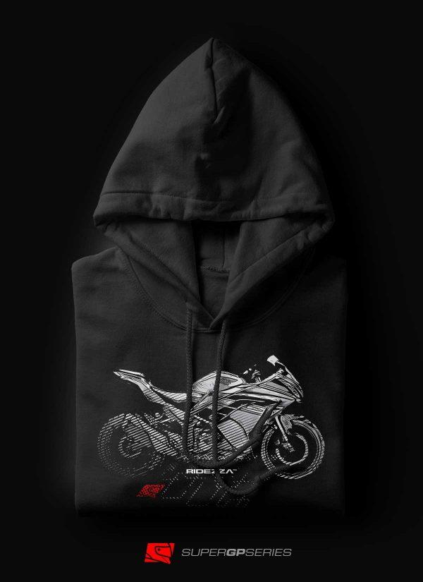 Ridezza Ninja 300 SuperGP Series Hoodie