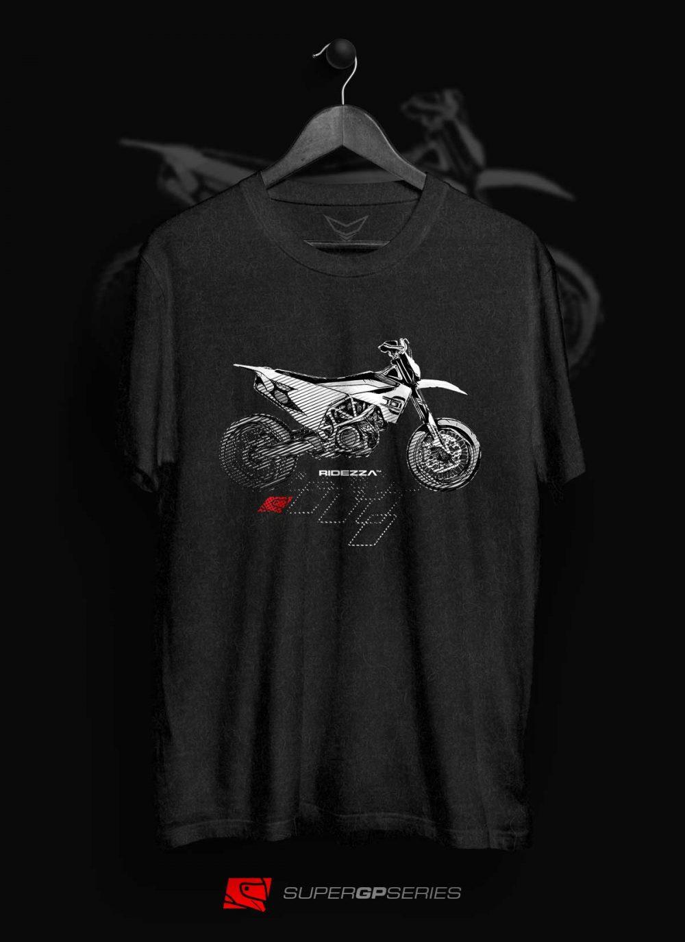 Ridezza Husqvarna 710 SuperGP Series T-Shirt