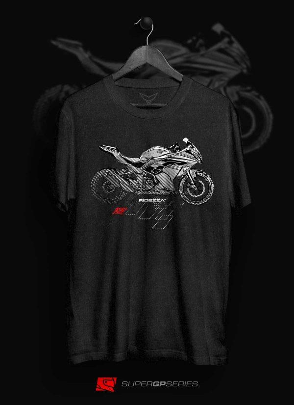 Ridezza Ninja 300 SuperGP Series T-Shirt