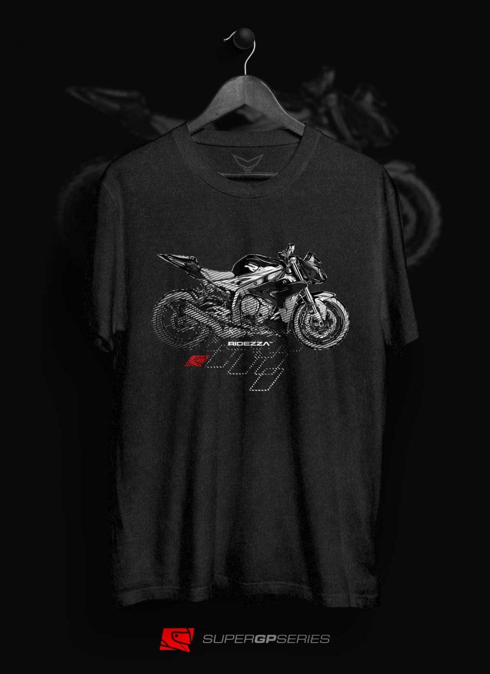 Ridezza S1000R SuperGP Series T-Shirt
