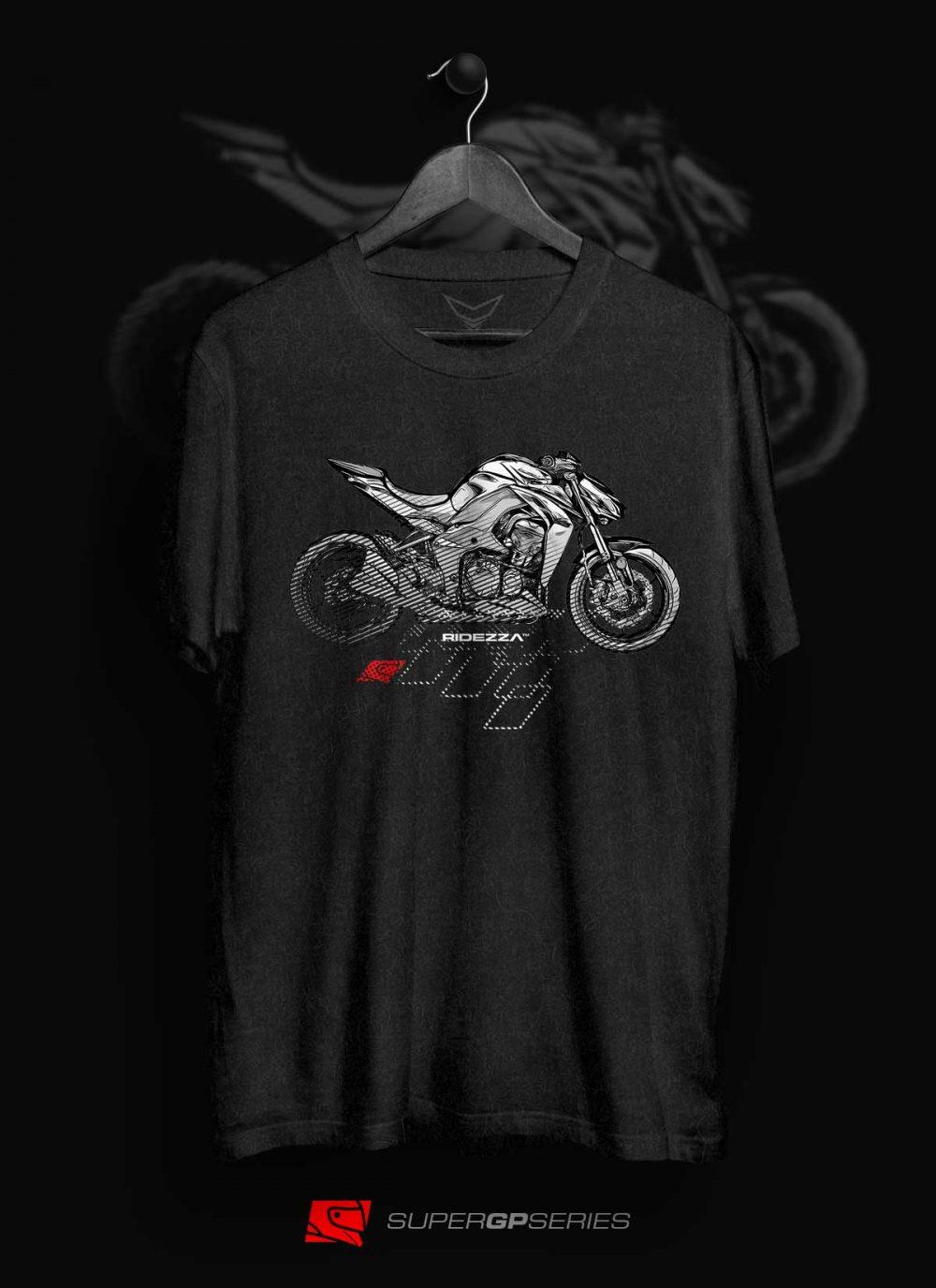 Ridezza Z1000 SuperGP Series T-Shirt