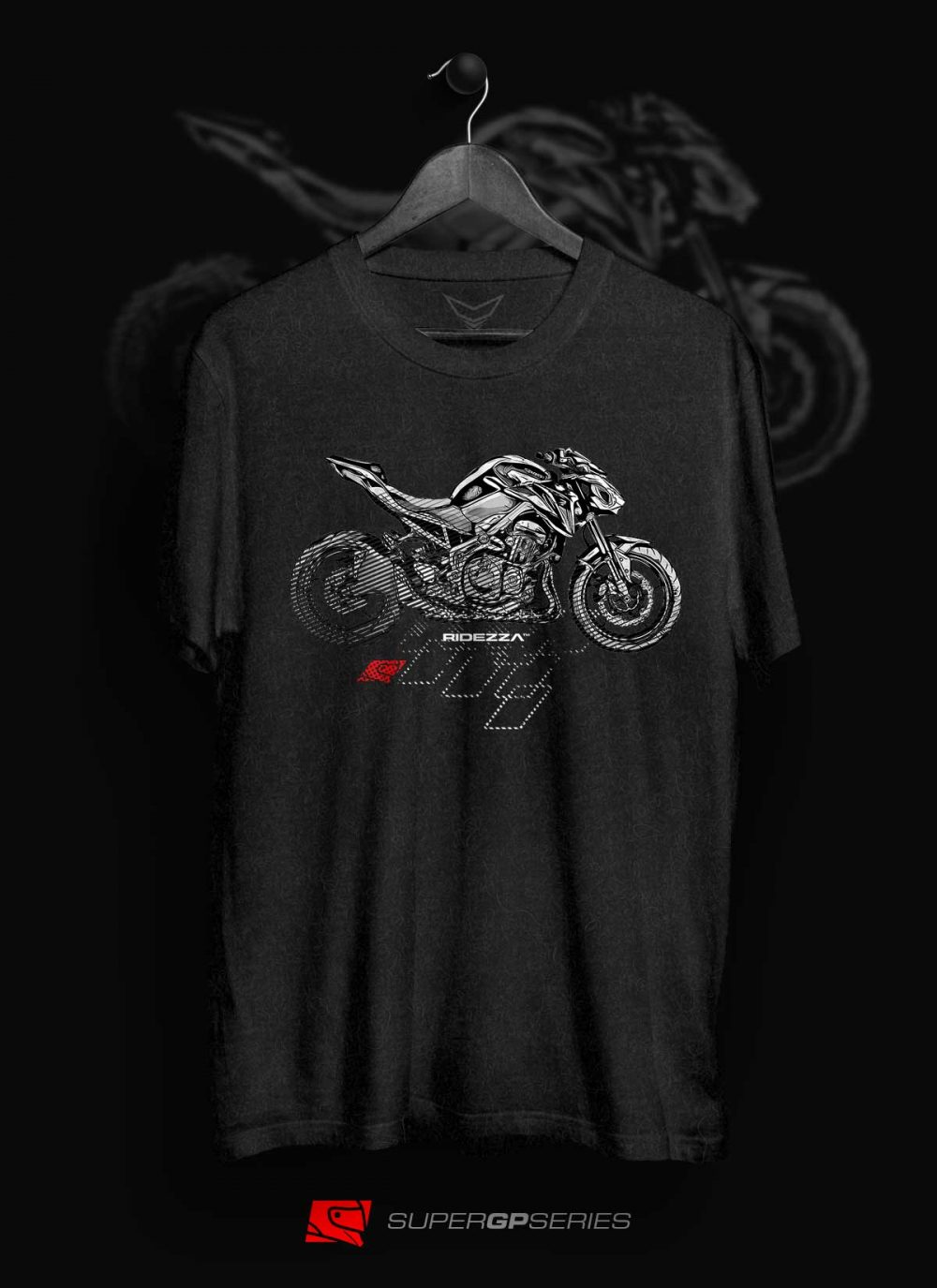 Ridezza Z900 SuperGP Series T-Shirt
