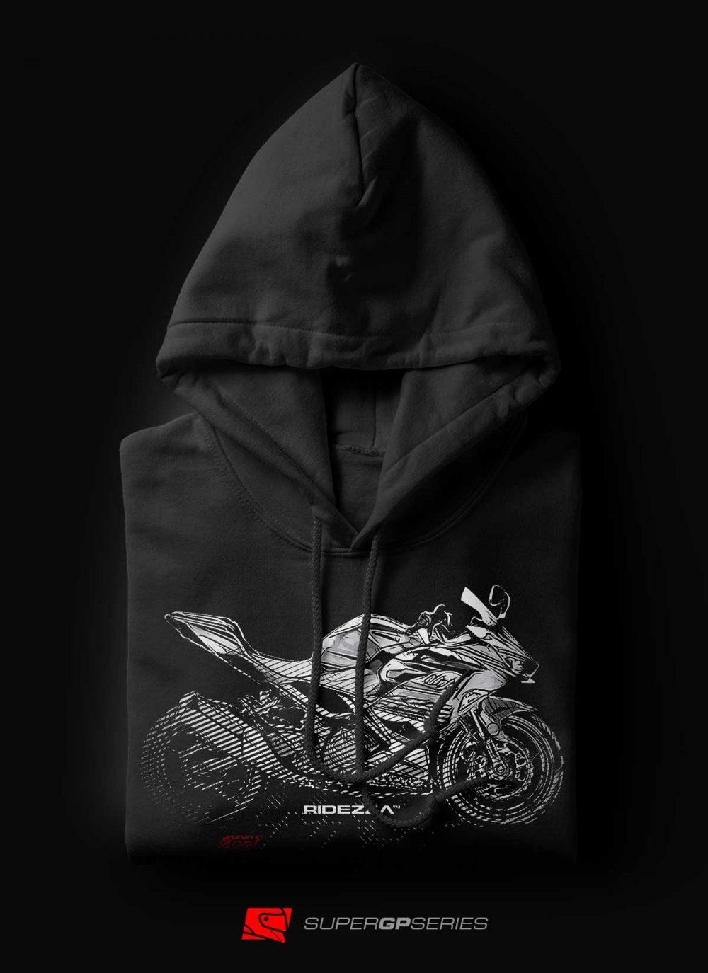 Ridezza Ninja 400 SuperGP Series Hoodie