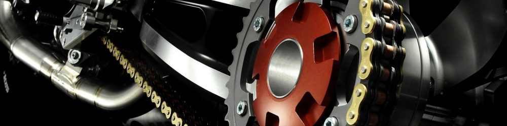 Maintenance of the Motorcycle Chain: The Importance for the Secondary Transmission Set
